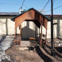 Место отдыха :: Валерий Михмель