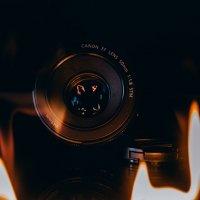 Рожденный в огне :: Максим Иванов