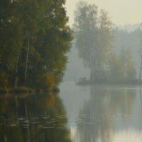 Утром осенним........... :: Юрий Цыплятников