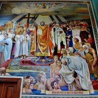 Мы вошли в Свято - Успенский  собор..... :: Восковых Анна Васильевна