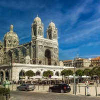 Кафедральный собор Марселя. :: Надежда