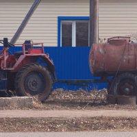 Трактор Т-25. :: сергей