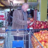 Райские яблоки для жены :: Борис