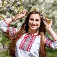 Лиза ( девушка- весна ). :: Виктор