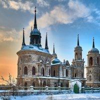Церковь Владимирской иконы Божией Матери в Быково :: Aleks