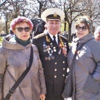В Санкт-Петербурге на Пискаревском  кладбище . :: Венера Чуйкова