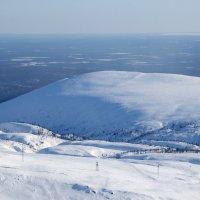 Вид с горы (Хибины) :: Наталья Цветкова