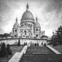 Монмартр, базилика Сакре-Кёр :: Константин Подольский