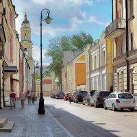 Москва. Малый Толмачёвский переулок. :: В и т а л и й .... Л а б з о'в