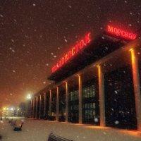 Морской вокзал :: Таня Птица