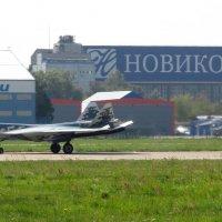 С тормозным парашютом :: Андрей Снегерёв