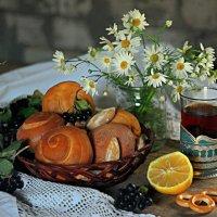 Чай с плюшками :: Михаил Власов