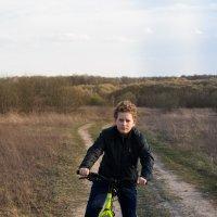 Велосипедист :: Ольга Семенова
