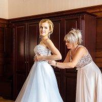 Сборы невесты :: Виталий Устинов