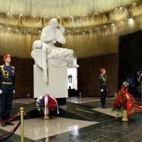 Зал памяти в музее ВОВ :: Валерий