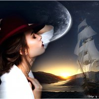 ❏.❏Лунная мечта ❏.❏ :: IRIHA Ageychik