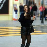 Я оглянулся сфотографировать не оглянулась ли она... :: Alex Sash