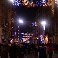 Ночная жизнь Стамбула. :: веселов михаил