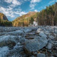 Горная река Кынгарга. :: Rafael