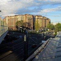 Этажи, уровни, перекрёстки :: AleksSPb Лесниченко