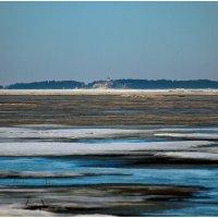Белое море. Апрель. :: Валентин Кузьмин