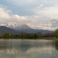 Кавказские горы :: Dimos Izgor