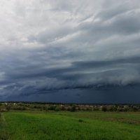 Ураган :: Сергей Сошко