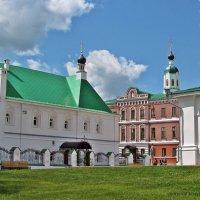Спасо-Преображенский монастырь в Муроме :: Евгений Кочуров