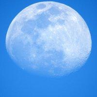 Кажется мне , что живут на луне души и смотрят на нас.. :: Гала