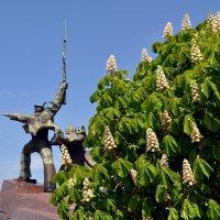 Памятник Солдату и Матросу. :: Наталья Каракуца