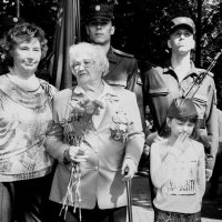 Veterans of the Second World War :: Andrew Barkhatov