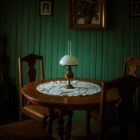 В гостиной... :: алексей афанасьев