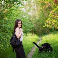 прогулка :: Ирина Масальская