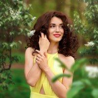 Весна :: Ирина Кулага