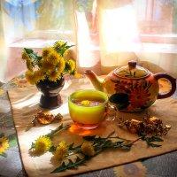 Подарил нам месяц май одуванчиковый чай!..) :: Надежда