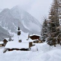 деревня зимой :: Георгий А