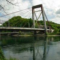 Мост над Рейном :: Сергей Моченов