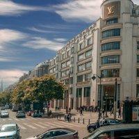 Париж :: Игорь Сикорский