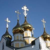 Церковь :: Anna Ivanova