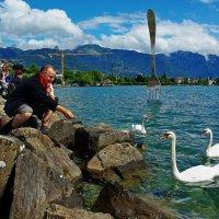 Швейцария.Веве :: Михаил Рогожин