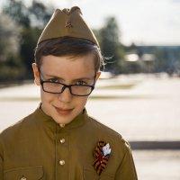 будущий солдат :: Игорь Козырин