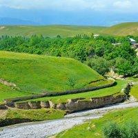 Весна в горах Туркестанского хребта Памира :: Юрий Владимирович