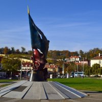 Монумент памяти :: Ольга