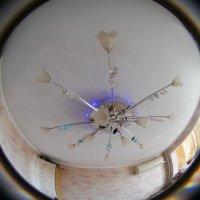 Кругозор 11 квадратных метров ;-) Люстра. :: Alexey YakovLev