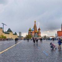 Москва.Красная площадь. :: Александр Леонов