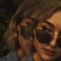 Девушка в очках :: Angelina Mukashova