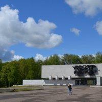 Великие Луки, краеведческий музей, май 2020... :: Владимир Павлов