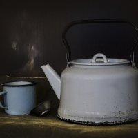 Старый чайник :: Роман Пацкевич