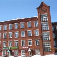 фабричное здание :: Maikl Smit