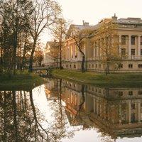 дом на Каменном острове, Санкт-Петербург :: юрий затонов